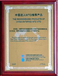 热电阻防爆证书1